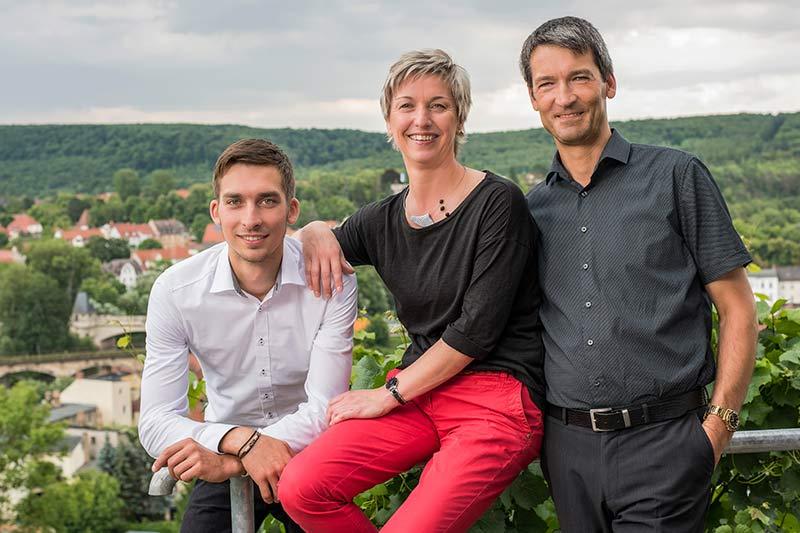 Familie Becker - Villa Ilske