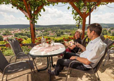 Villa Ilske Terrasse Restaurant