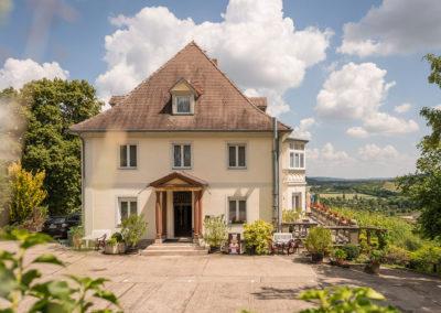 Villa Ilske - Eingang